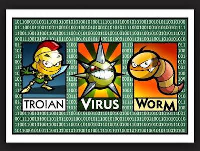 Hasil gambar untuk virus komputer