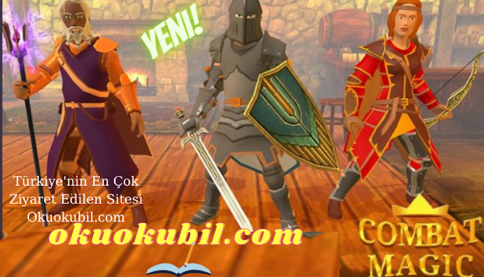 Combat Magic Spells and Swords v0.19.64a Sınırsız Para Hileli Mod Apk İndir