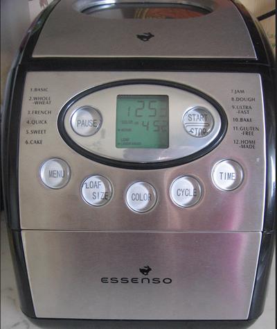 essenso+ekmek+yapma+makinesi+yedek+parça