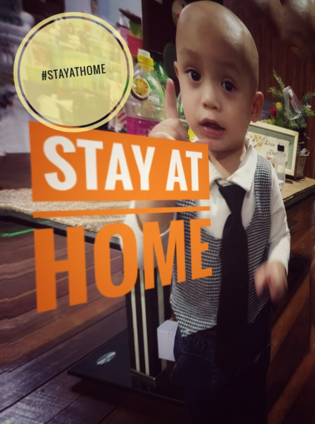 Covid19 : Stay At Home !