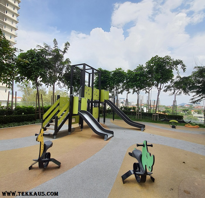 Tanjung Point Residences review-Playground