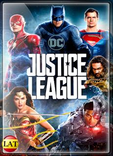 Liga de la Justicia (2017) DVDRIP LATINO