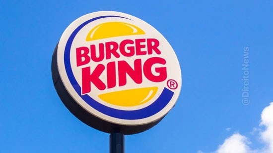 multa 450 burger king propaganda enganosa
