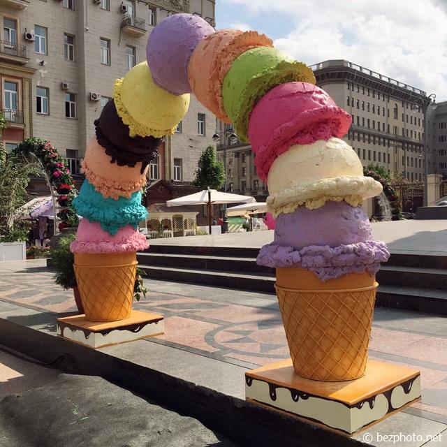 фестиваль мороженого фото