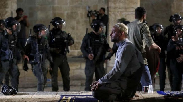 Indonesia Kecam Aksi Pengusiran Warga Palestina Oleh Israel di Yerusalem