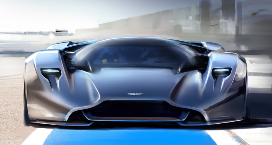 Wild Dp 100 Vision Gt Concept Hints At What S Next For Aston Martin Of The Many Manufacturers Virtual Gran Turismo Cars That Have So Far