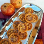 Buttery, sweet, mini Toffee Apple Tartlets are great to add to your sweet party platter or to serve as a quick to make dessert