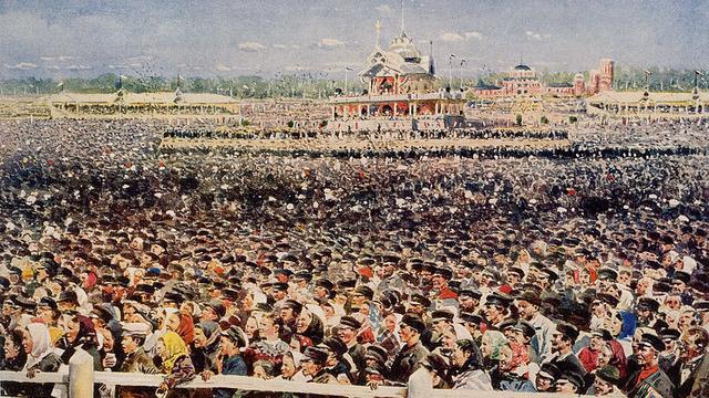 Tragedi Penobatan Tsar Nicholas II via liputan6.com