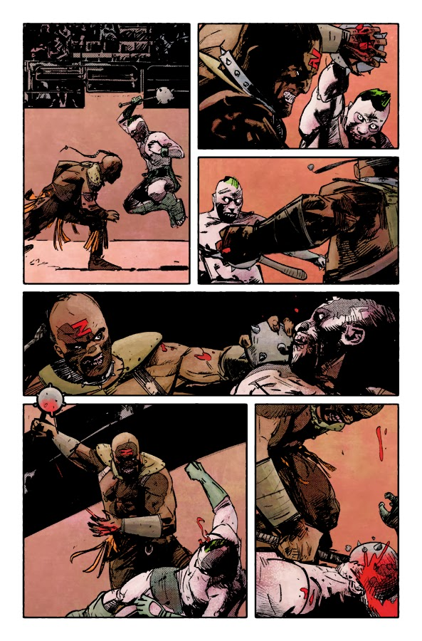 Empire of the Dead #2