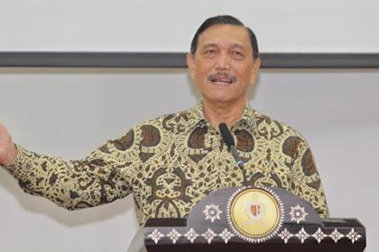 Sindir Menteri Luhut, Said Didu: Cukong Gagal di Proyek Reklamasi, Kini Pindah Ke Pemindahan Ibukota Baru