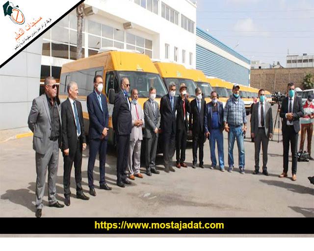 مجلس عمالة الدار البيضاء يقتني 25 حافلة لمحاربة الهدر المدرسي