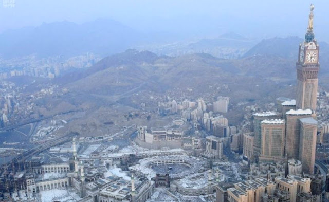 Umroh Dibuka, Hotel-Hotel di Makkah Tawarkan Diskon Besar