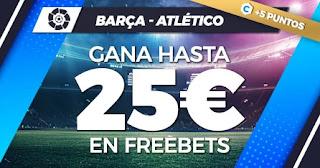 Paston promo liga Barcelona vs Atletico 8-5-2021