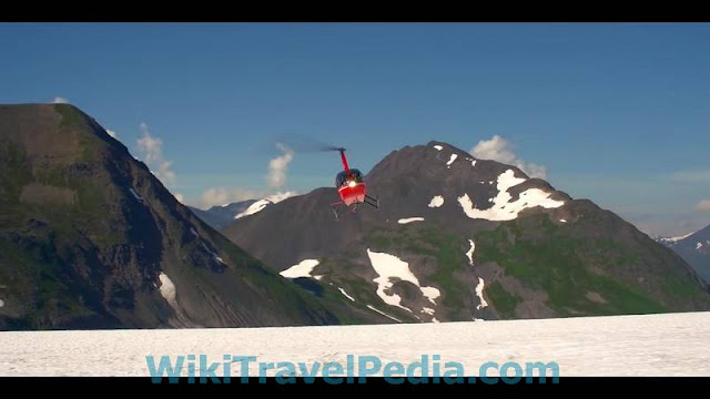 Anchorage Alaska Helicopter Tours