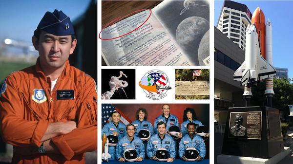 The Astronaut in my Passport