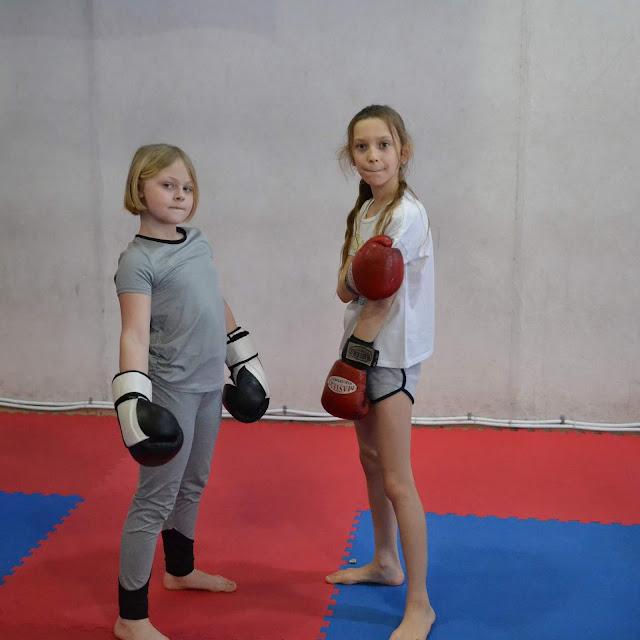 Akademia Zwycięzcy - treningi sportów walki dla najmłodszych.