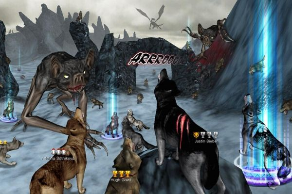 Wolf Online 2, game online dung lượng thấp, game moblie wolf online 2