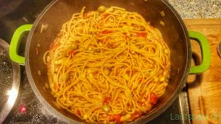 One Pot Pasta Vegan Nudeln