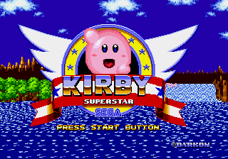 Kirby in Sonic the Hedgehog Featured Review