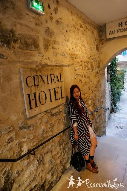 Honeymoon, france, review, ทริป, ฝรั่งเศส, รีวิว, ฮันนีมูน, โพรวองซ์, Provence,Avignon,hotel