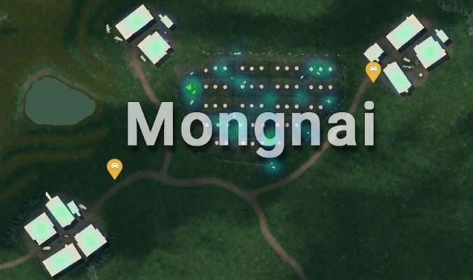 Lokasi Loot Terbaik di Sanhok Map PUBG Mobile - Mongnai