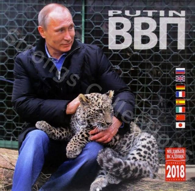 Este es el regalo que Putin dará en Navidad a presidentes