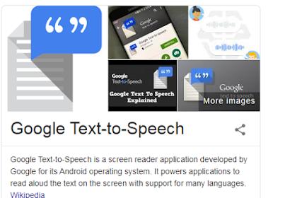 Earn Money using Text to Speech App