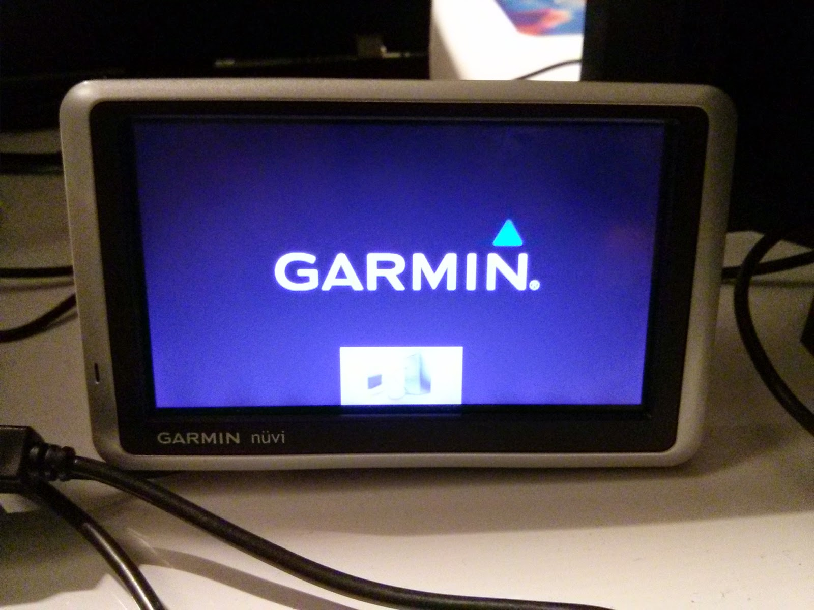 Sakarin kurssit: How to update Garmin nüvi 1300 navigator