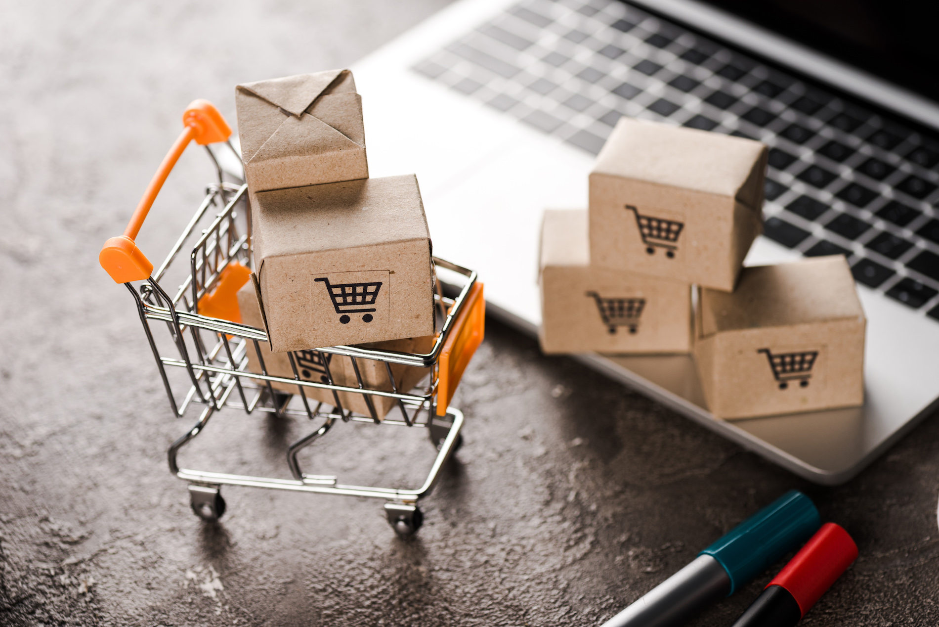 UAE and KSA account for 75 percent of total e-commerce sales in 2020