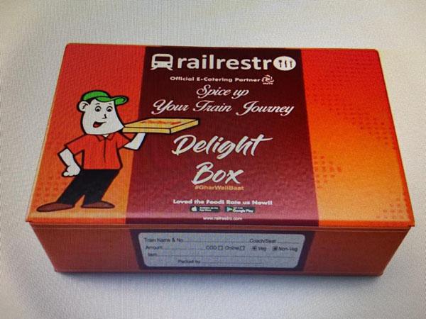 RailRestro Food Box