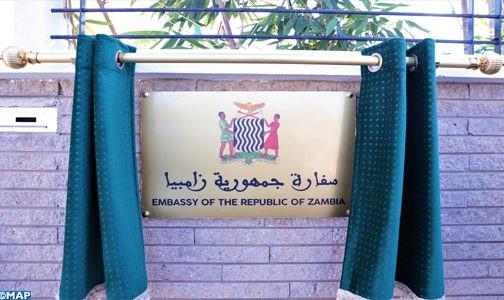 El Ministerio de Relaciones Exteriores de Zambia reconoce que ha cerrado su consulado fantasma en El Aaiún ocupado.
