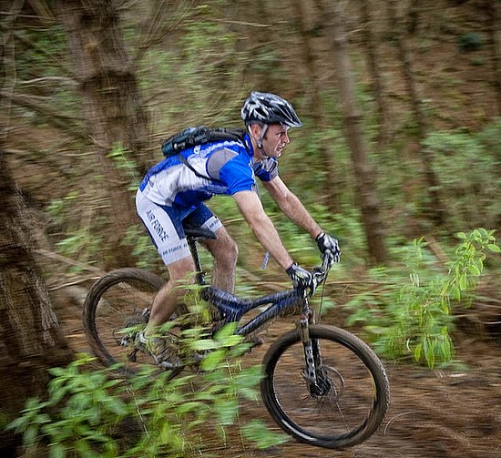Bike helmet prevents concussions