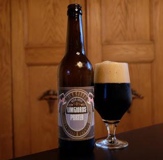 Beer Geek Limfjordsporter fra Mikkeller & Thisted Bryghus
