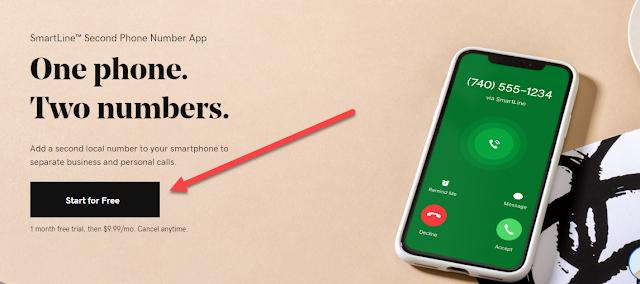 كيف تحصل على رقم امريكي مجاناً لتفعيل الواتس اب