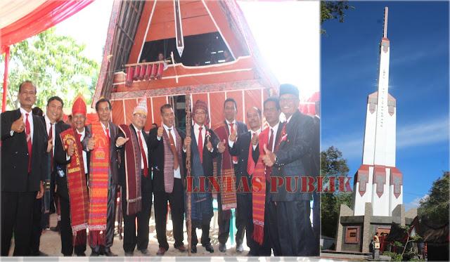 Pomparan Situmorang akan Bangun Taman Budaya di Samosir, Ini Fasilitas Yang akan Dilengkapi