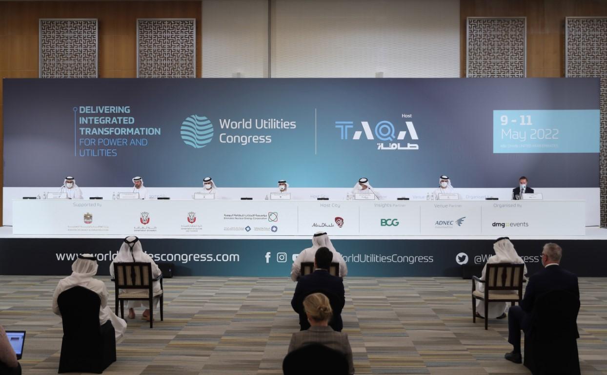 World Utilities Congress set for Abu Dhabi