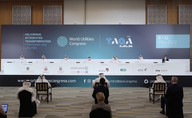 UAE Ministry of Energy & Infrastructure supports World Utilities Congress