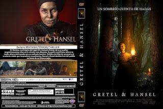 CARATULA GRETEL Y HANSEL 2020[COVER DVD]