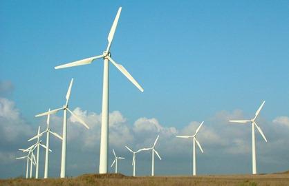 Energia eólica no Nordeste