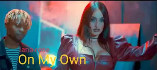 LANA ROSE - ON MY OWN LYRICS