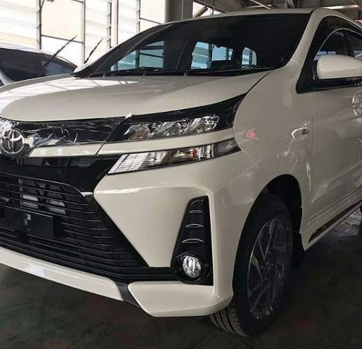 All New Avanza Veloz 2019 Putih