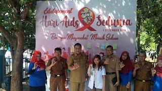 Hari HIV Aids Sedunia, Penderita Di Kota Cirebon Menurun