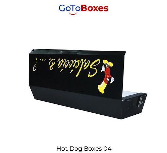 Hotdog Box