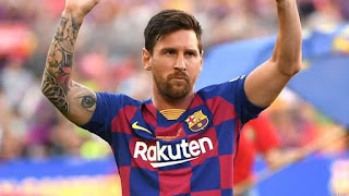 Messi Has Right to Terminate Barca Contract