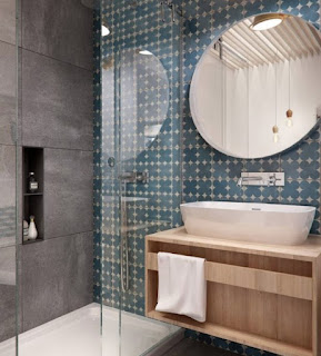 foto desain kamar mandi minimalis