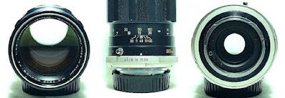 Minolta MC Tele Rokkor-PE 200mm 1:4.5 #882