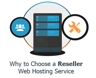 Why to Choose a Reseller Web Hosting Service