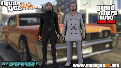 Pack de Skin Gotten-Gains DLC do GTA V Online