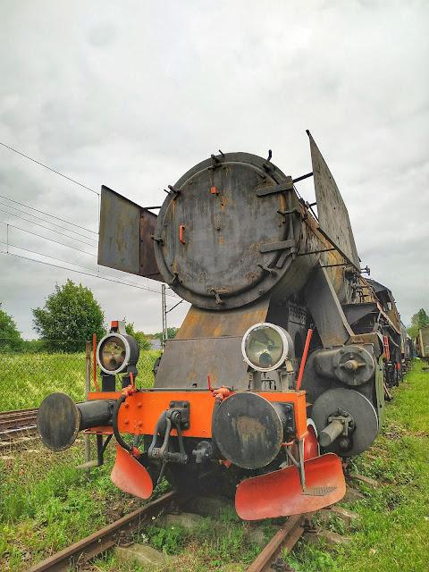 historyczne lokomotywy, PKP, okolice Wałbrzycha, co zobaczyć?