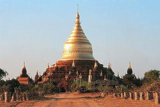 Mingalazedi Pagoda in Bagan